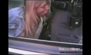 Prostitute Street Free Blowjob to police