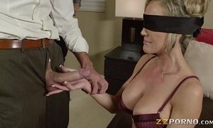 Curvaceous MILF Brandi Love pussy rammed with massive cock