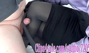 Mommy' s Pantyhose Domination 2