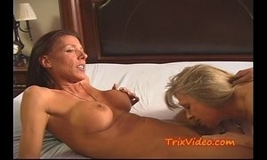 Me and two HORNY MILFS