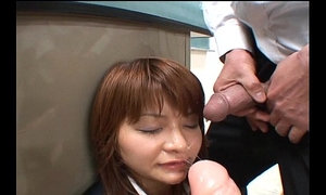BUKKAKE COLLECTION 7 Japanese Uncensored blowjob bukkake