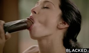 First Big Black Cock For Cyrstal Rae